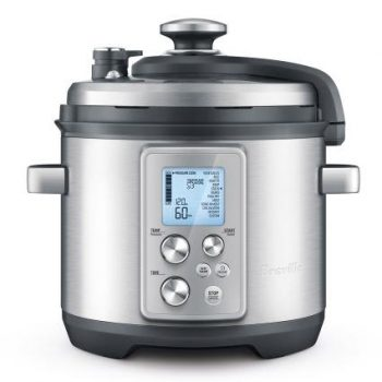 Breville Fast Slow Pro Pressure Cooker Manual