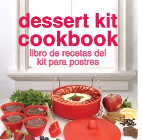 Fagor Pressure Cooker Dessert Kit Recipe Booklet