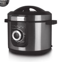 Philips Dial Electric Pressure Cooker Manual