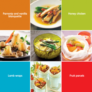 T-Fal Pressure Cooker Recipe Booklet