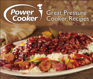 Tristar Power Cooker Electric Pressure Cooker Cookbook