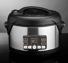 Cook S Essentials Oval Electric Pressure Cooker Manual Hip Cooking