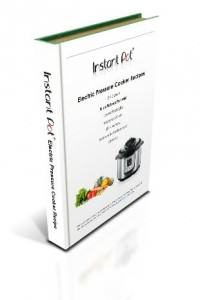 Instant Pot Electric Pressure Cooker Recipe Book