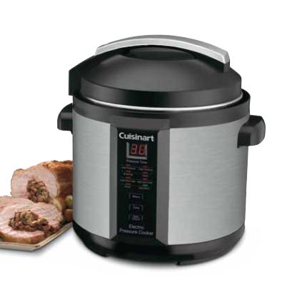 Cuisinart electric pressure cooker manual cpc 600 and - Cuisinart italia ...