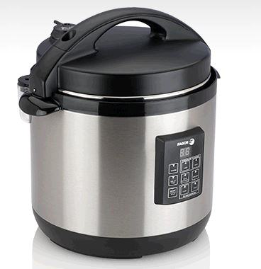 Fagor 3 in 1 multicooker pressure cooker manual hip for Lavavajillas fagor innovation error f6