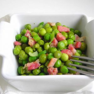 Pressure Cooker Recipe: Drunken Peas in a Pressure Cooker Pot