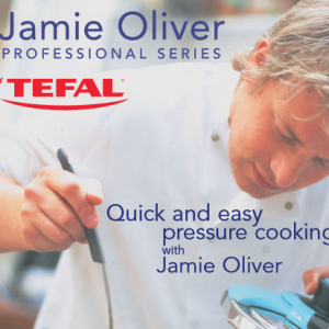 "T-Fal ""Quick and Easy Cooking with Jamie Oliver"" Recipes"