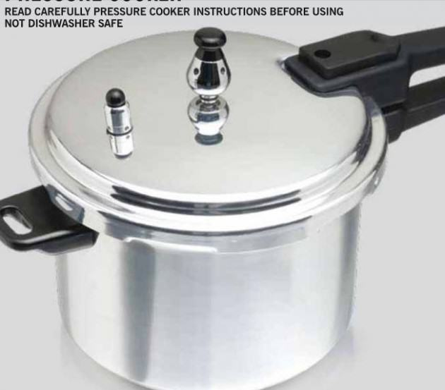 Imusa pressure cooker manual hip pressure cooking for Electric pressure cooker fish recipes