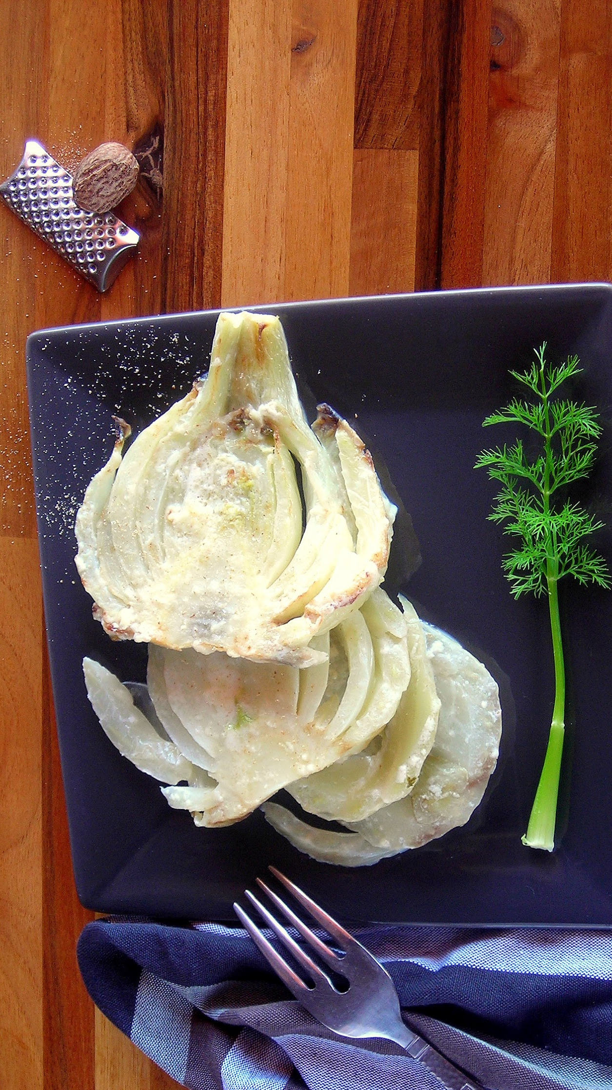 Milk Braised Fennel PRESSURE COOKER Recipe!