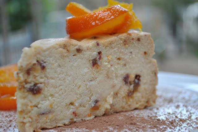 "Vegetarian Cake Recipes In Pressure Cooker: Jennadene's Pressure Cooker ""Baked"" Orange And Date"