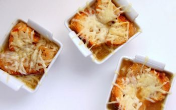 Julia Child's French Onion Soup – Pressure Cookerized OR How to convert a recipe to the pressure cooker