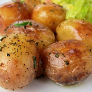 Ooooh: Roast Potatoes – from the pressure cooker!