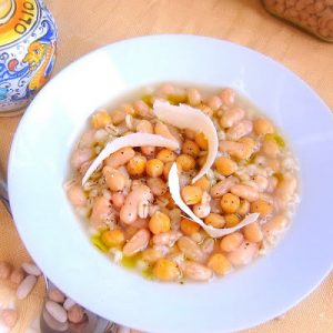 Peasant Fare: Pressure Cooker Ligurian Bean Stew
