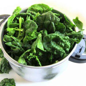Pressure Cooker Tip: Taming Leafy Greens!