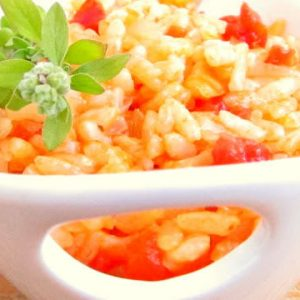 Arroz – Spanish Rice: Mexican Pressure Cooker Recipes