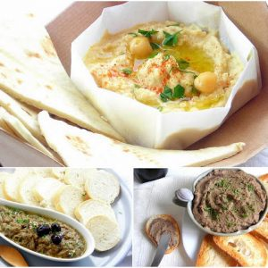 DIPS: 3 More Super Spreads To Pressure Cook Now!