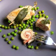 JUMP! Pressure Cooked Chicken and Prosciutto Rolls