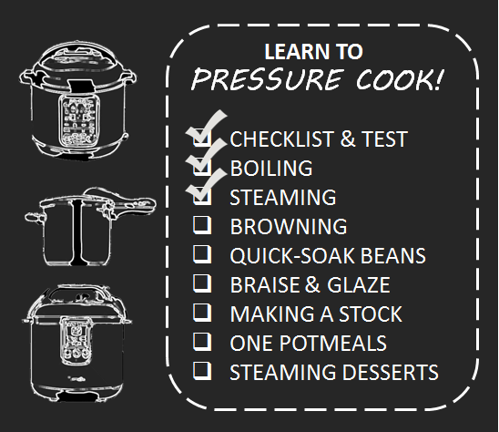 Learn to Pressure Cook!