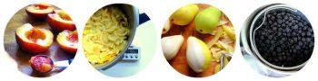 Stuff it, Jam it, Poach it or Juice it - 4 ways to pressure cook fruit!