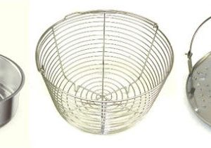 Pressure Cooker Accessory: Steamer Basket