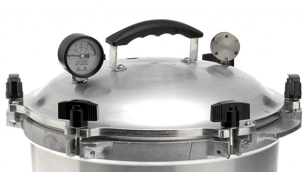 All American Pressure Cooker and Canner