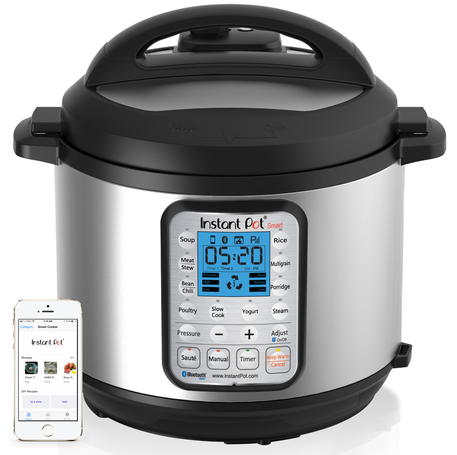 Electric Pressure Cooker ~ Instant pot recalls all smart electric pressure cookers