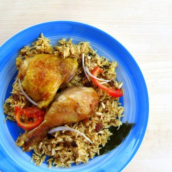 Pressure Cooker Chicken and Rice Recipe