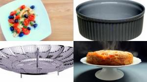 Pressure Cooker Accessories and the dishes they can prepare