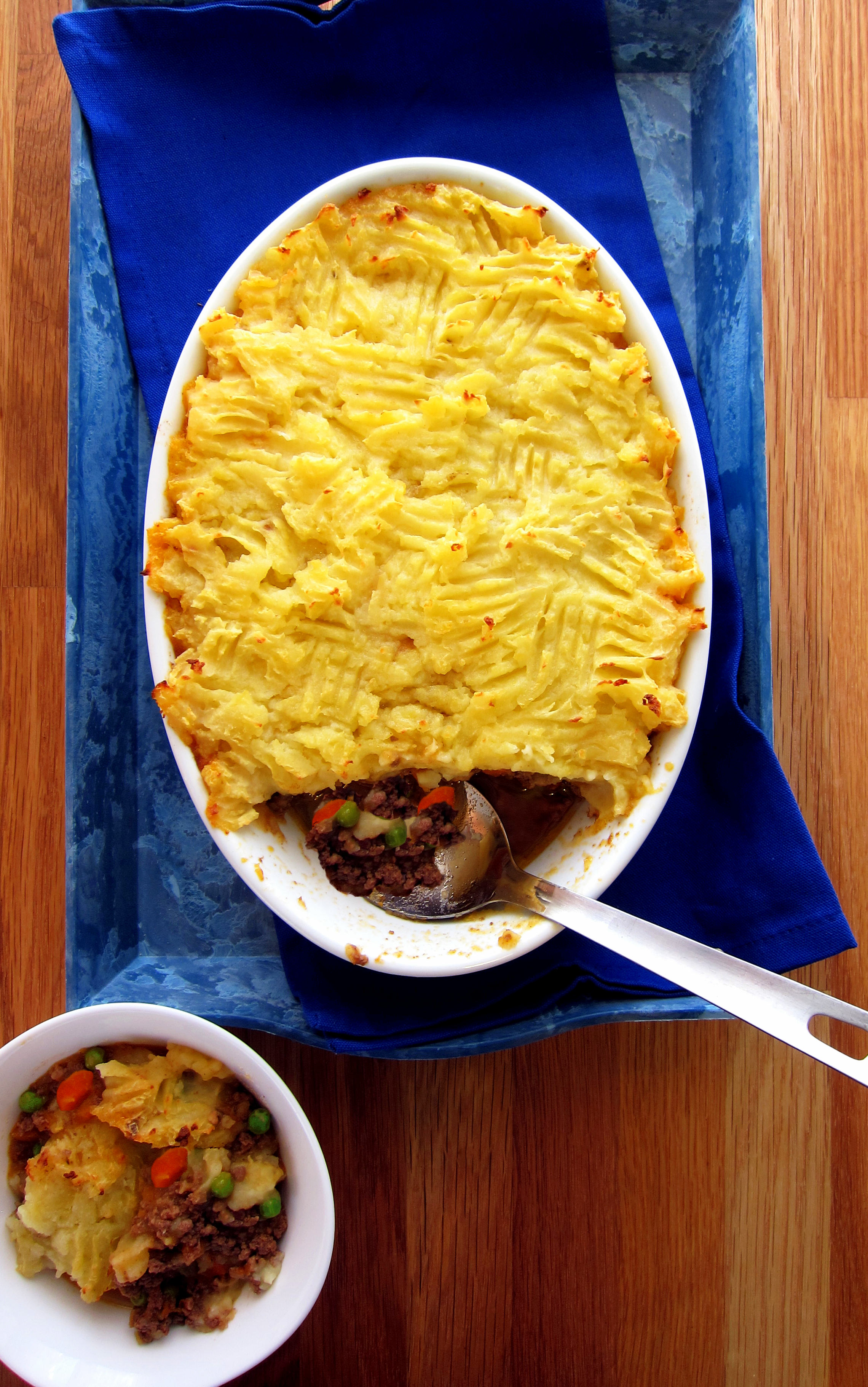 Comfy Cottage Pie - PRESSURE COOKER recipe