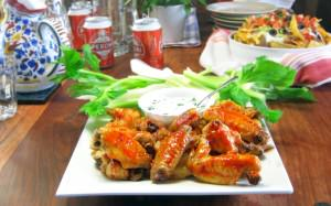 Buffalicious Chicken Wings - party in minutes!