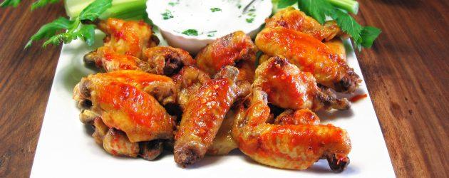 Buffetlicious Hot Wings
