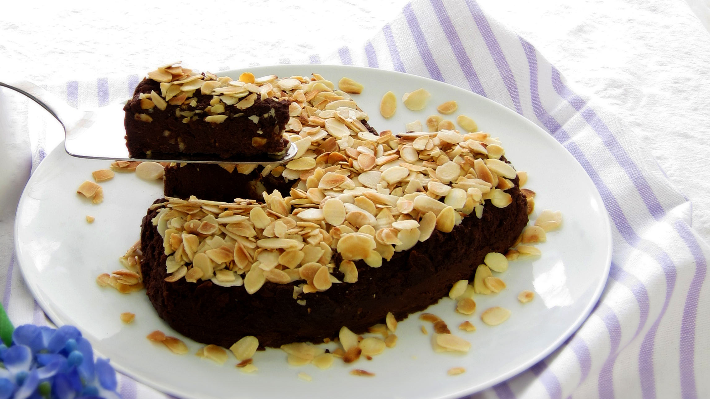 Borlotti Bean Brownie Cake For The Love Of Beans ⋆ Hip