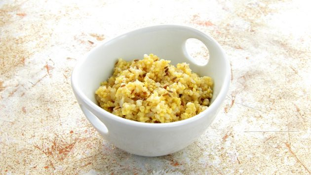 Millet! It's the new quinoa. ⋆ hip pressure cooking
