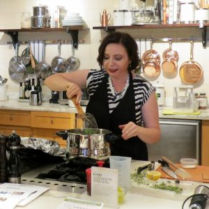 Williams-Sonoma Columbus Circle Fagor Pressure Cooker Demo - Summer 2014