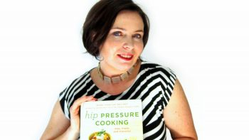 Behind the scenes of the Hip Pressure Cooking book