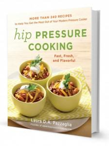 hip pressure cooking cookbook - The culmination of 10 years of pressure cooking experience with completely new recipes for both electric and stovetop pressure cookers.