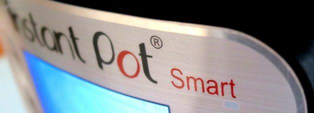 Instant Pot Smart Electric Pressure Cooker, Multicooker, Smart Cooker