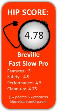 Breville Fast Slow Pro Pressure Cooker Review Hip