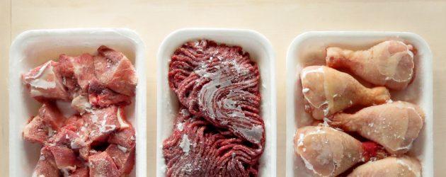 pressure cooker frozen meat