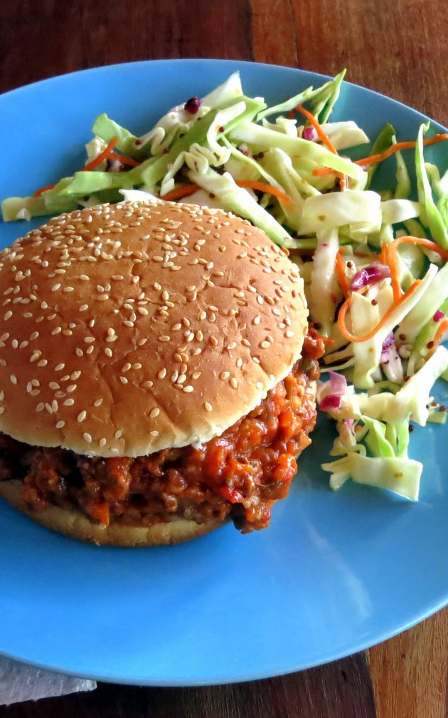 Sloppy Joes in the PRESSURE COOKER!