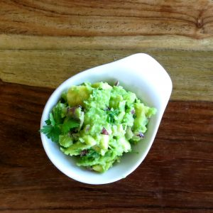 No Pressure Guacamole Recipe