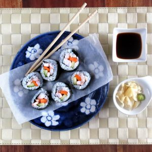 Pressure Cooker Sushi?!? You can do it!