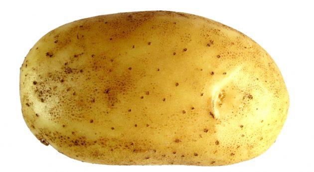 potato pressure cooker nutrition