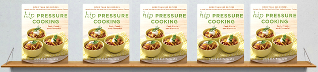 buy the hip pressure cooking cookbook!