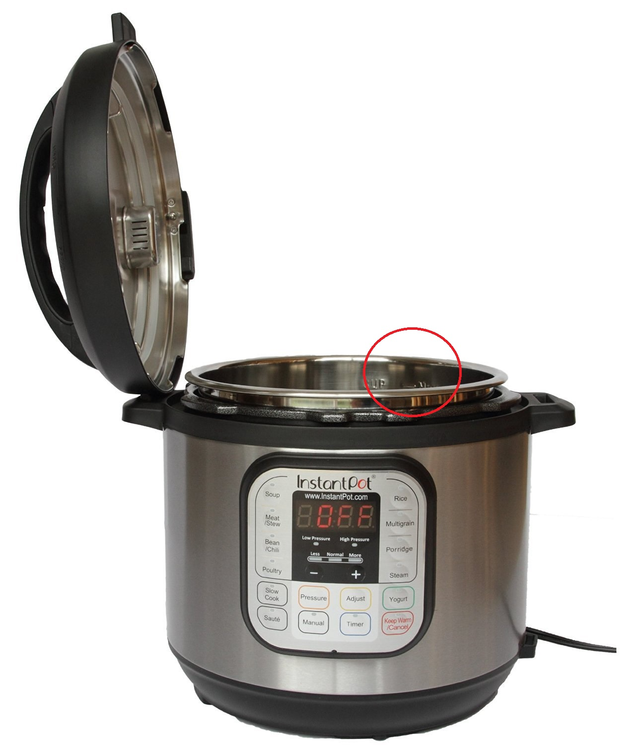 Instant Pot Lux Duo Smart 5qt 6qt 8qt