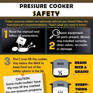 Pressure Cooker Safety Tips