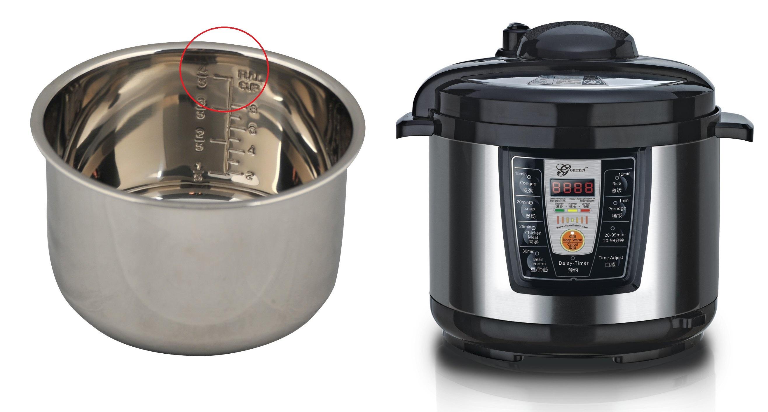 4qt Electric Pressure Cooker Qvc | Lobster House