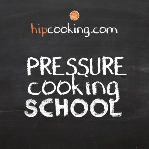 pressure cooking school