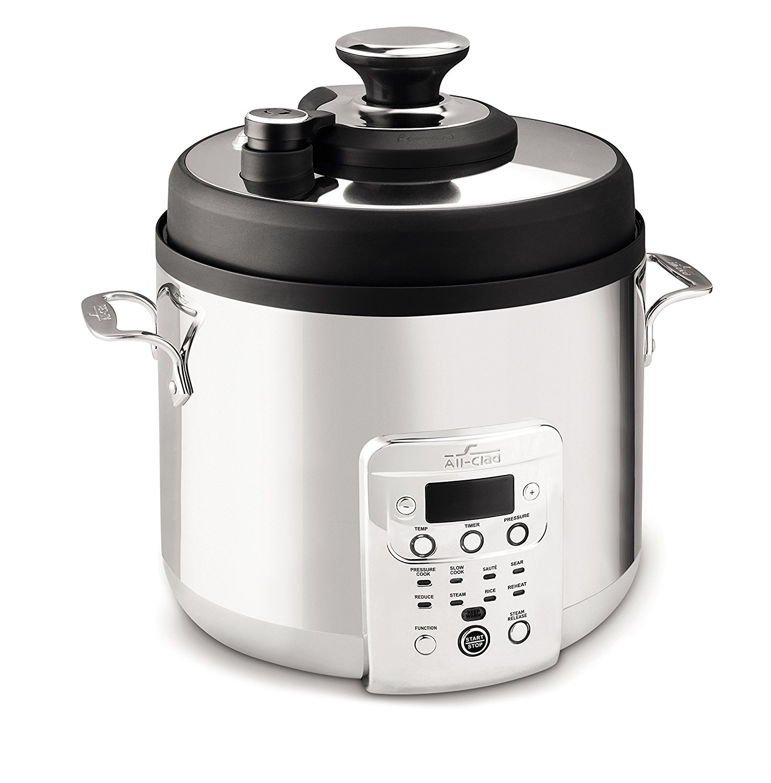 Cooks Electric Pressure Cooker ~ All clad qt electric pressure cooker manual ⋆ hip
